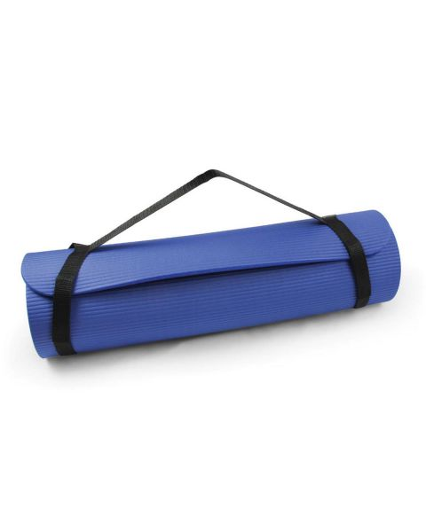 Fitness Mad Core-Fitness Mat 10mm - Blue