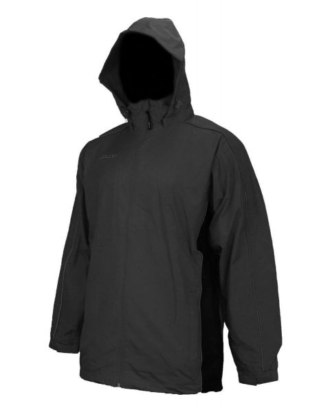 Joluvi Men's Chubasquero Jacket - Black/White