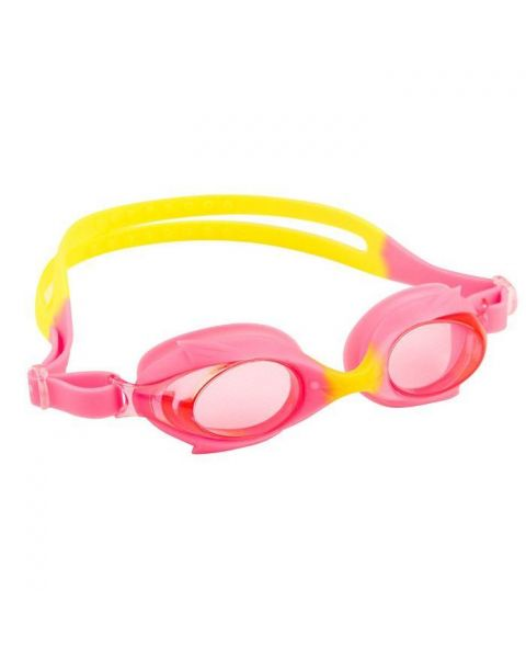Maru Dolphin Anti Fog Junior Goggle - Pink / Yellow