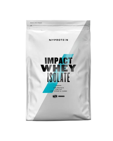 MyProtein Impact Whey Isolate - Banana