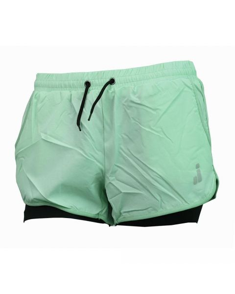 Joluvi Women's Meta Duo Short - Mint Green