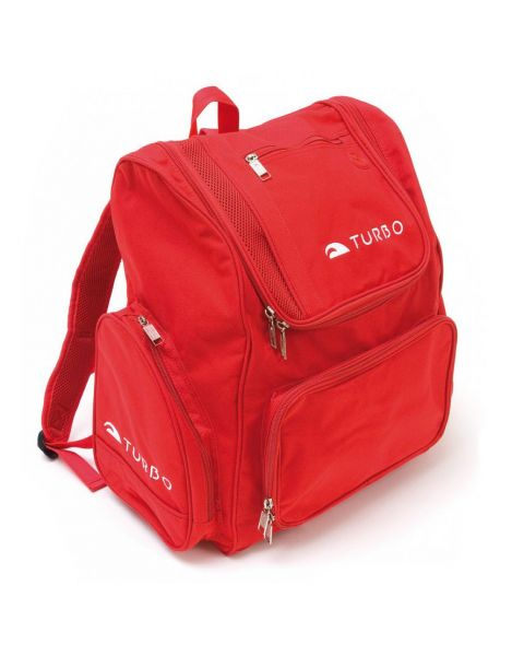 Turbo Titan Backpack - Red