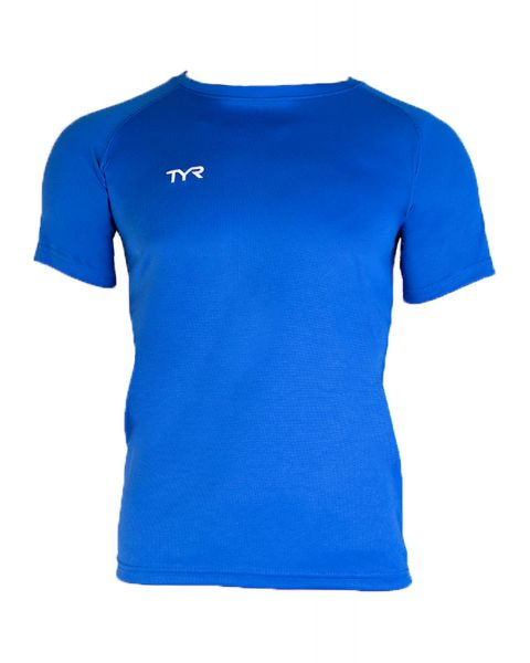 TYR Tech Camiseta - Azul Real
