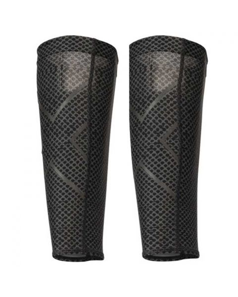 2XU Unisex Compression C Guard Textured Mesh - Charcoal/Black