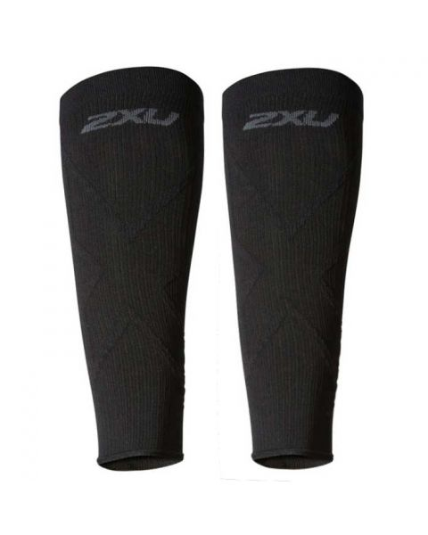 2XU Unisex X Compression Calf Sleeves - Black