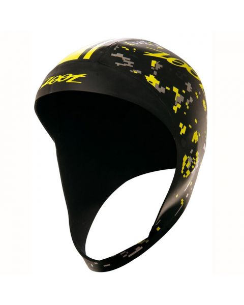 Zoot Swimfit Neoprene Cap High Viz Yellow