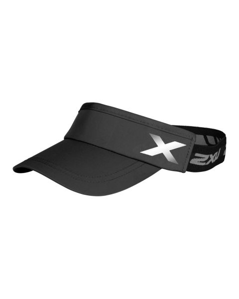 2XU Performance Visor - 블랙