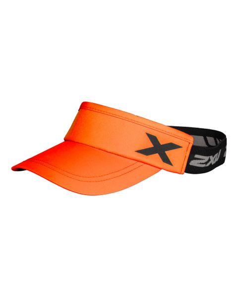2XU Performance Visor - Rojo