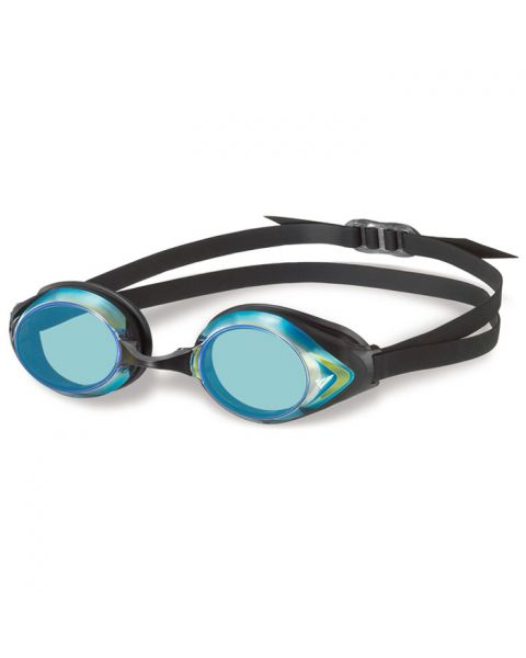 View V-220A Mirrored Pirana Goggles - Blue / Blue