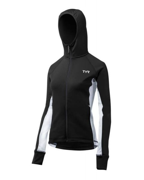 TYR Damen Alliance Jacket - Schwarz