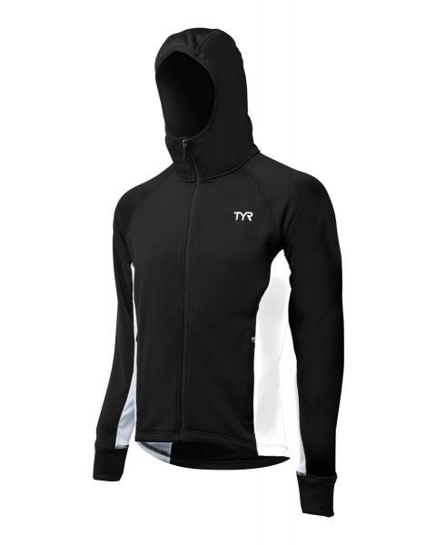 TYR Herren Alliance Jacket - Schwarz