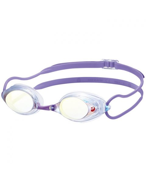 Swans SRX Mirrored Goggles - Clear / Yellow