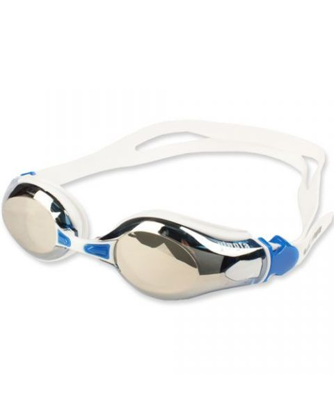 Yingfa Y2000AF(M) Silver Mirrored Goggles White