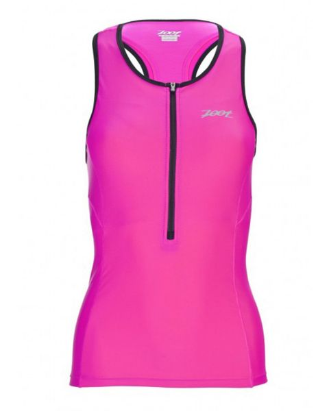 Zoot Women's Performance Tri Tank - Passionfruit