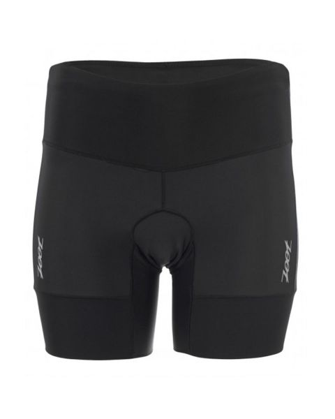 "Zoot Women's Performance Tri 6"" Short - Black"