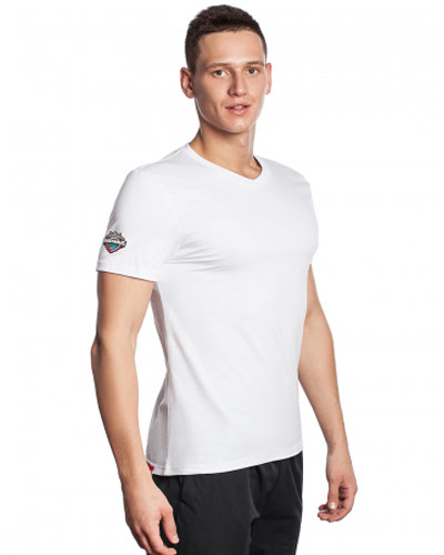 Mad Wave Mens T-shirt White