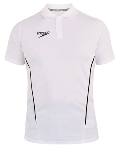 Speedo Dry Polo White