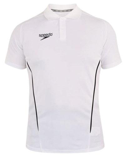 Speedo Dry Polo White