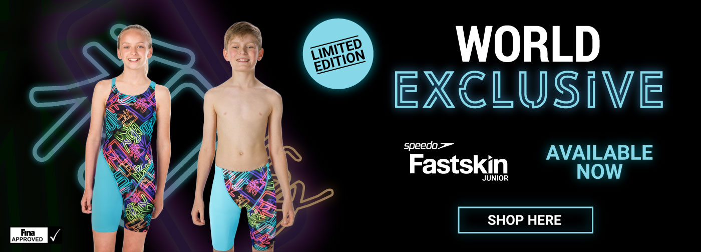 Speedo junior Fastskin