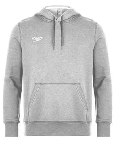 Speedo Hooded Top Grey