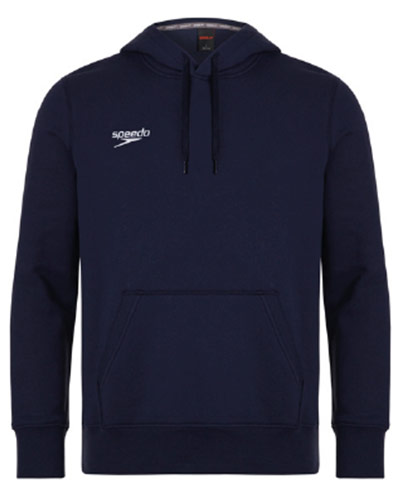 Speedo Navy Blue Hooded Top