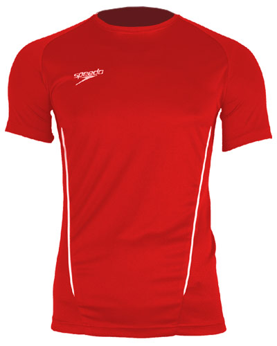 Speedo Tshirt Red