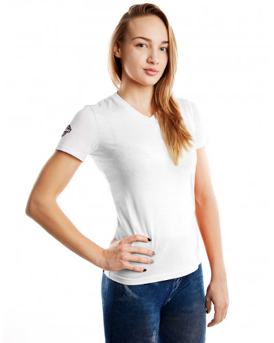Womens Tshirt White