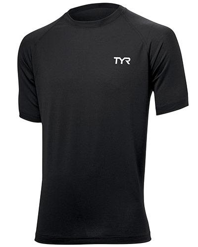 TYR Black Tshirt