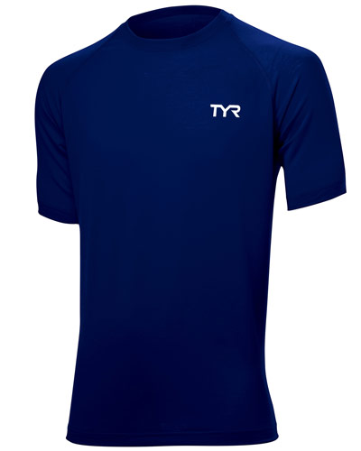 TYR Navy T Shirt