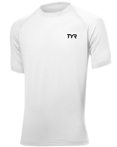 TYR White T-Shirt