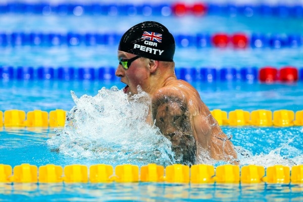 adam peaty british swimming