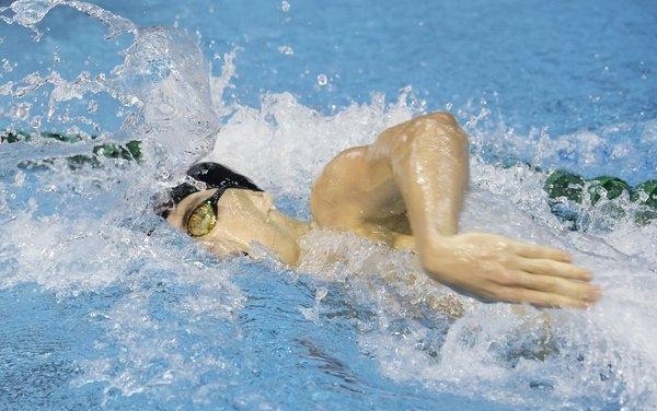 Elliot Clogg British Swimming