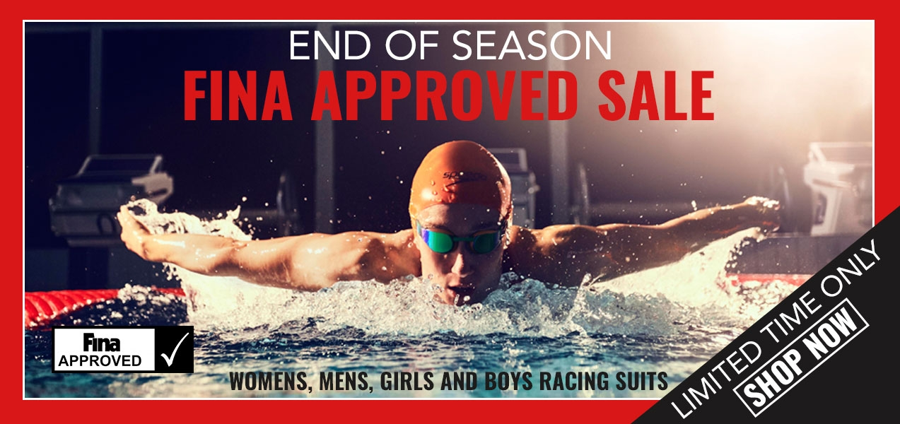 fina approved swimwear sale