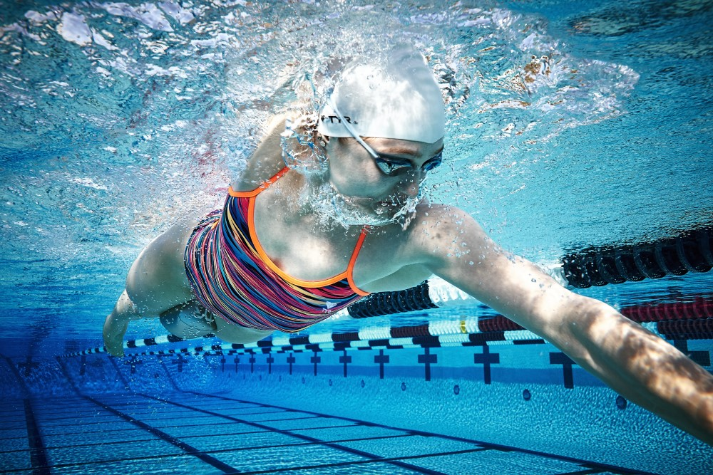 tyr freestyle swimming tips