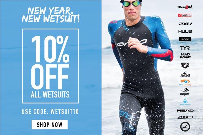 Wetsuit Sale