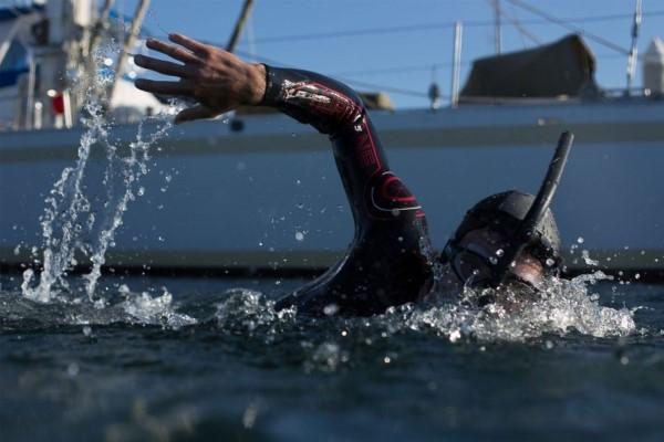 Ben Lecomte The Longest Swim