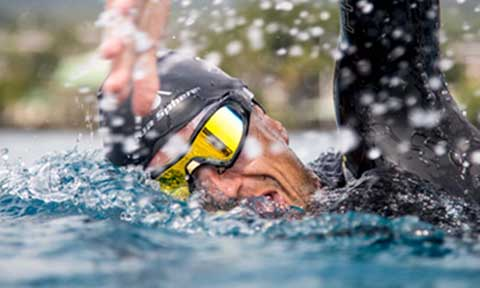 Shop SwimRun Goggle Masks