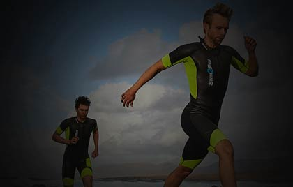 Shop SwimRun Wetsuits