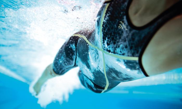 Phelps Wettkampf