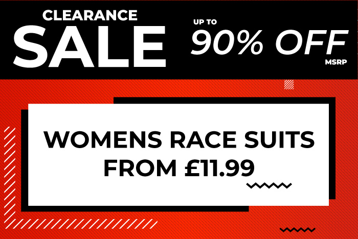 Womens Racing Clearance