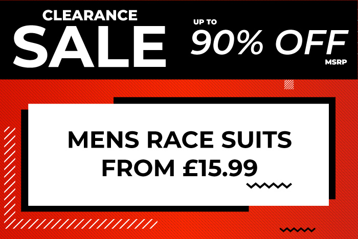 Mens Racing Clearance