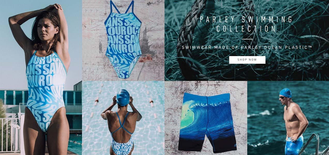 Adidas Parley the Oceans Swimwear