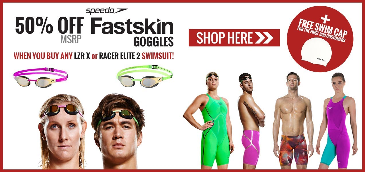 Speedo Fastskin Goggles
