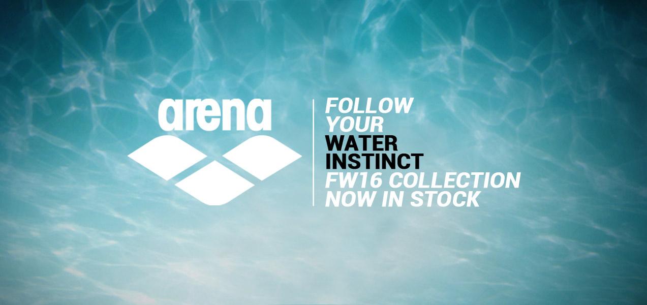 Arena New Swimwear