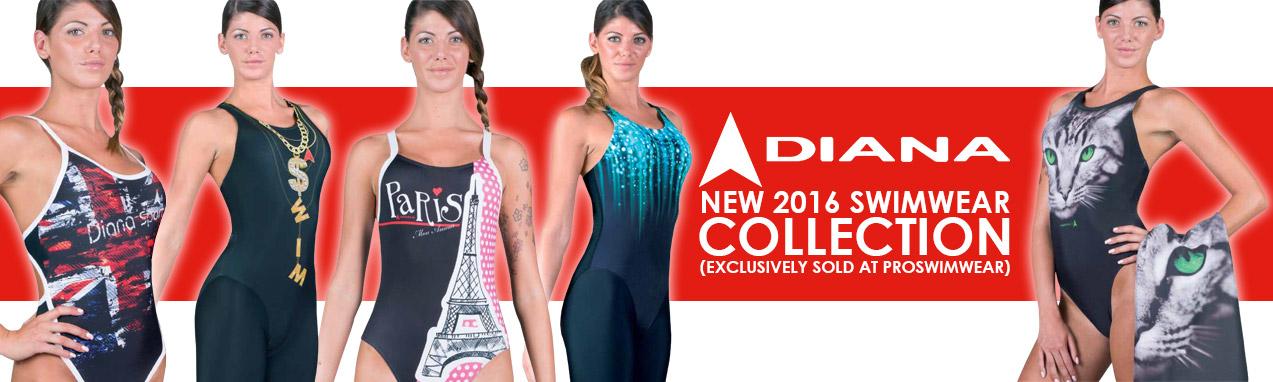 New Diana Swimwear