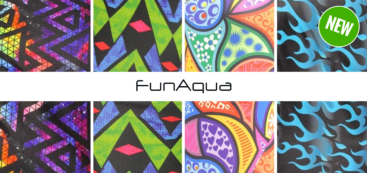 FunAqua New Arrivals